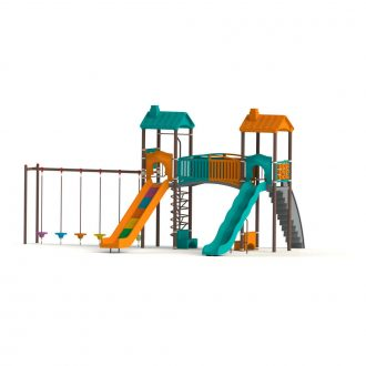 MAPS 58 A (2) | Multi activity play systems | Playtime | Playground Equipment