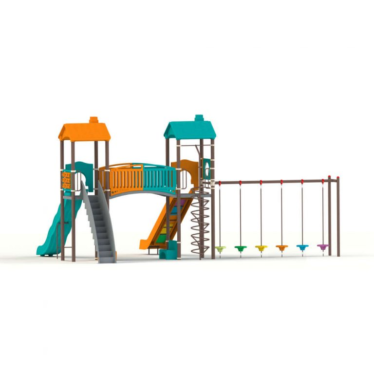 MAPS 58 B (2) | Multi activity play systems | Playtime | Playground Equipment