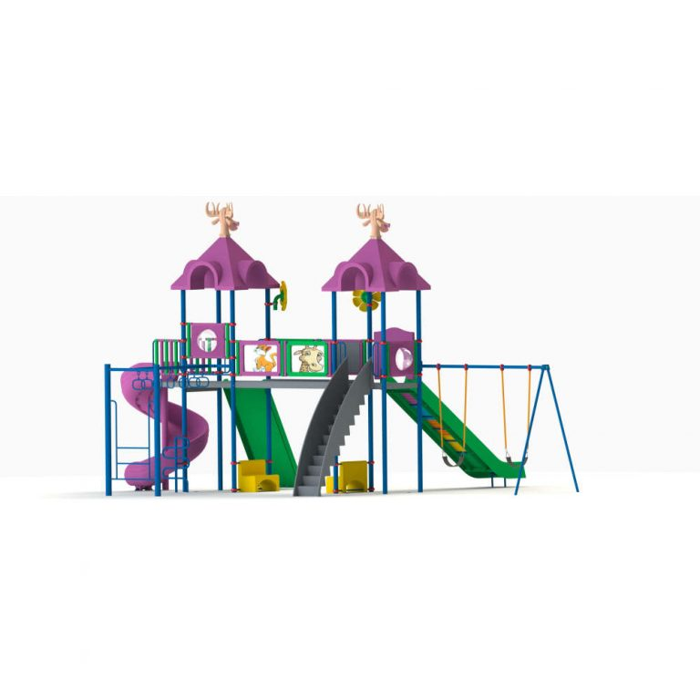 MAPS 59 B | Multi activity play systems | Playtime | Playground Equipment