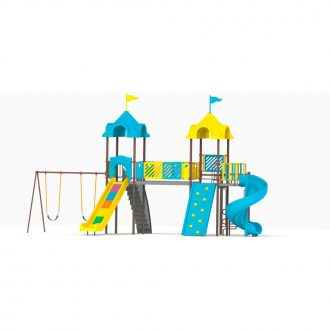 MAPS 60 A | Multi activity play systems | Playtime | Playground Equipment