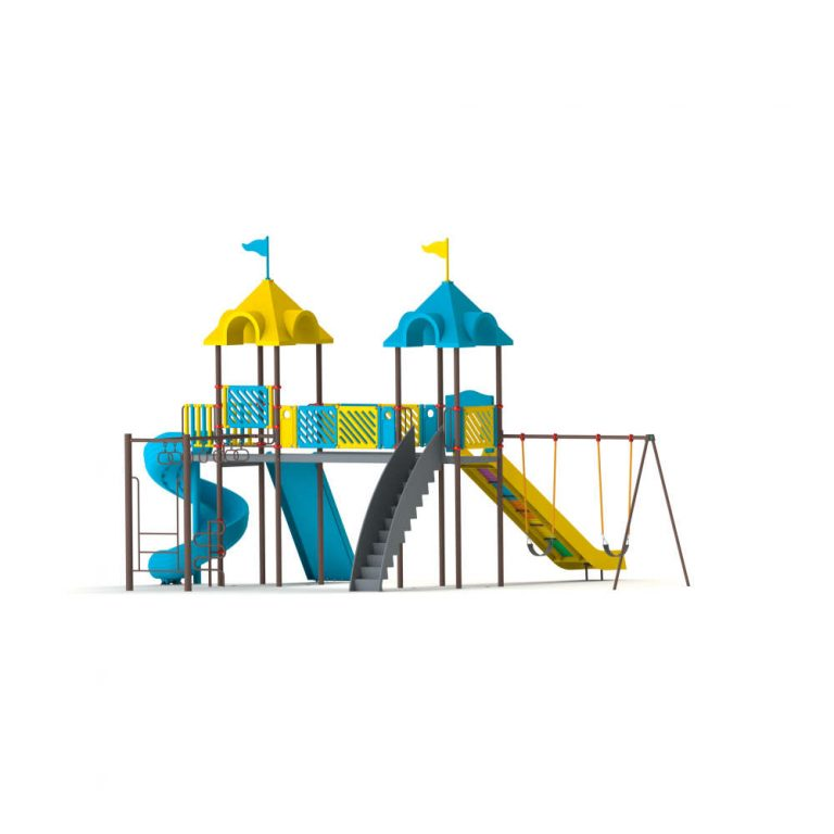 MAPS 60 B | Multi activity play systems | Playtime | Playground Equipment