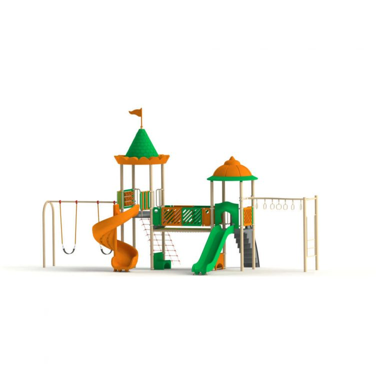 MAPS 61 A (2) | Multi activity play systems | Playtime | Playground Equipment