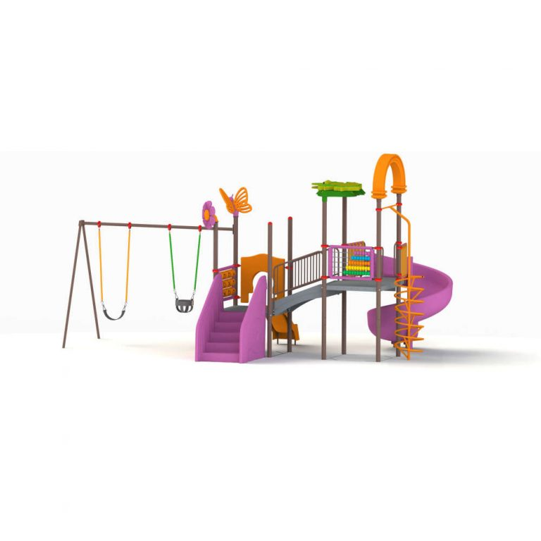 MAPS 63 B (2) | Multi activity play systems | Playtime | Playground Equipment