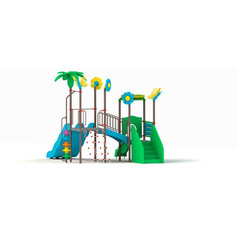 MAPS 64 B (2) | Multi activity play systems | Playtime | Playground Equipment
