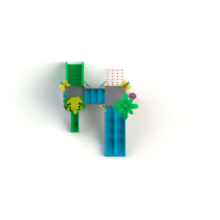 MAPS 64 TOP (2) | Multi activity play systems | Playtime | Playground Equipment
