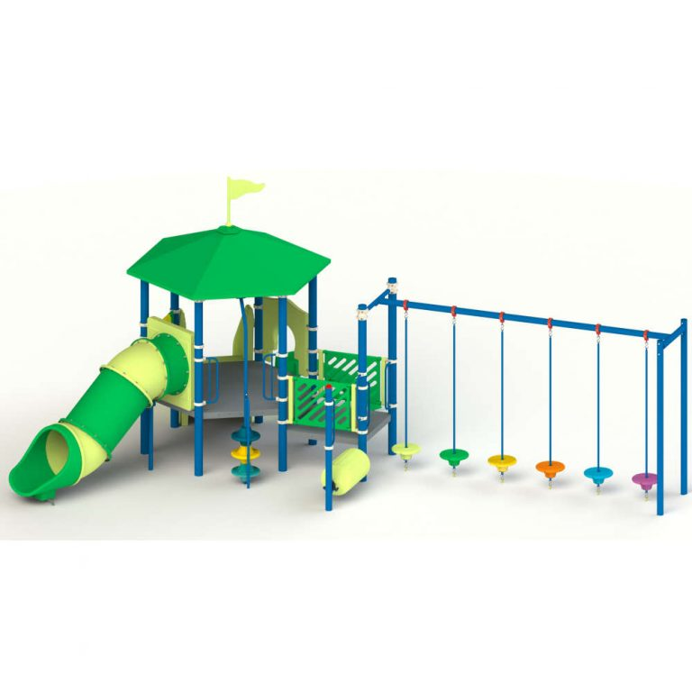 MAPS 65 A (2) | Multi activity play systems | Playtime | Playground Equipment
