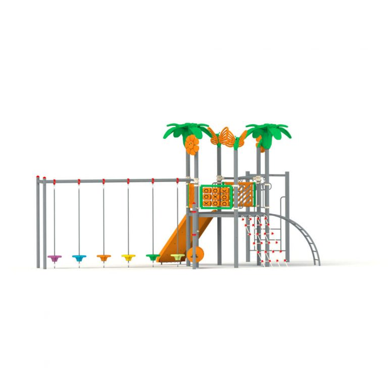 MAPS 66 B (2) | Multi activity play systems | Playtime | Playground Equipment
