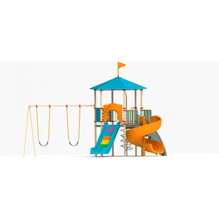 MAPS 67 A (2) | Multi activity play systems | Playtime | Playground Equipment