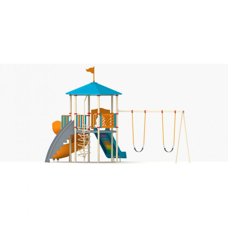 MAPS 67 B (2) | Multi activity play systems | Playtime | Playground Equipment