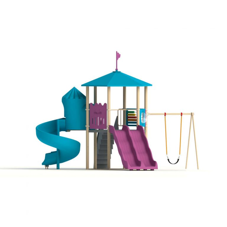 MAPS 71 A | Multi Activity Play Systems | Playtime | Playground Equipment