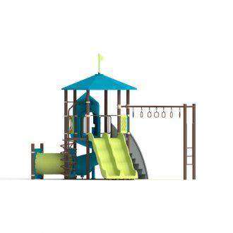 MAPS 72 A | Multi Activity Play Systems | Playtime | Playground Equipment