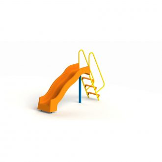 MINI WAVE SLIDE 3FT | Slides | Playtime | Playground Equipment
