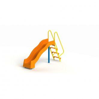 MINI WAVE SLIDE 3FT | Slides | Playtime | Playground Equipment