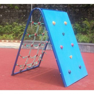 NET ROCK SCRAMBLER 5FT | Climbers | PLAYTime | Playground Equipment