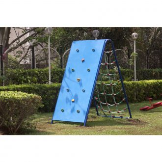 NET ROCK SCRAMBLER 7FT | Climbers | PLAYTime | Playground Equipment