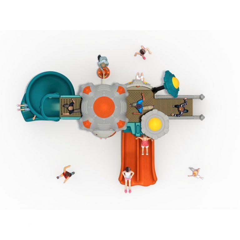 Rockety MAPS top | SignaturePLAY | Playground Equipment