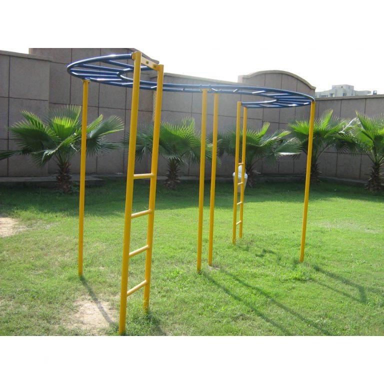 'S' BRIDGE LADDER | Climbers | PLAYTime | Playground Equipment