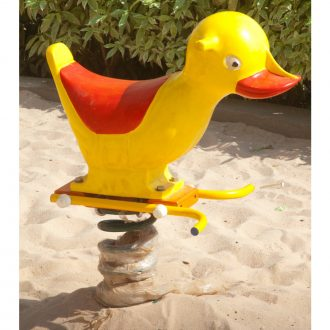 SPRING RIDER DUCK | Spring Rider | Playtime | Playground Equipment