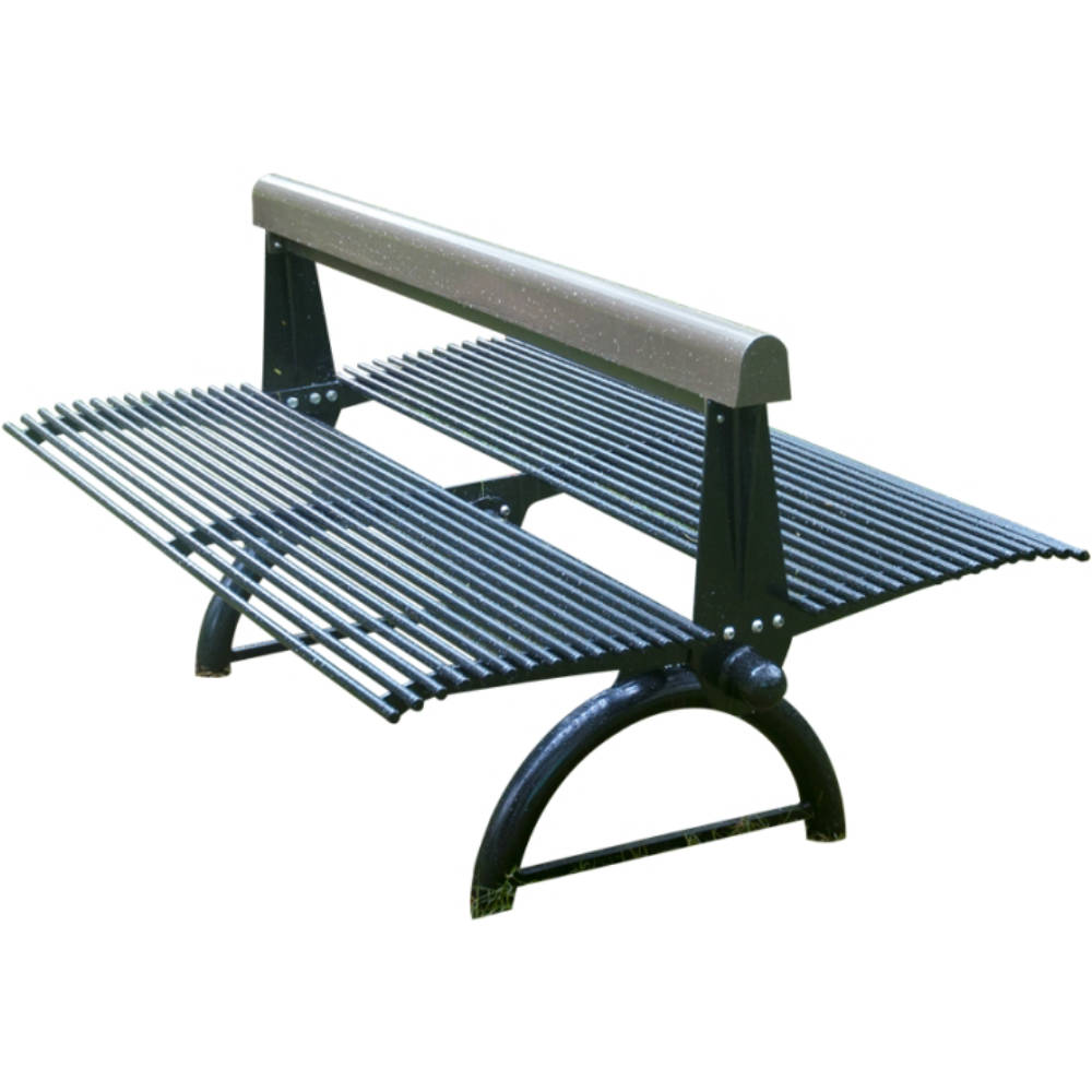 Siamese bench | SignaturePLAY | Playground Equipment