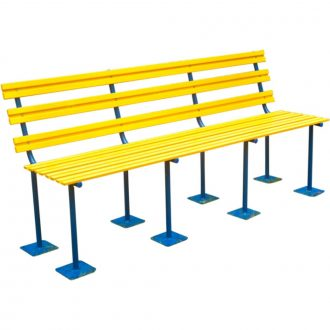 Standard bench | Garden Decor | PLAYTime | Playground Equipment