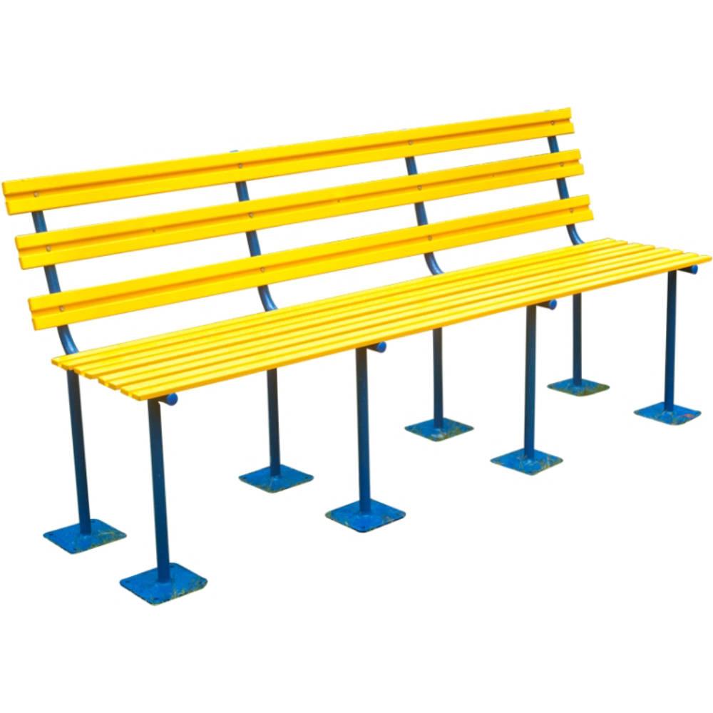Standard bench | Garden Decor | PLAYTime | Playground Equipment