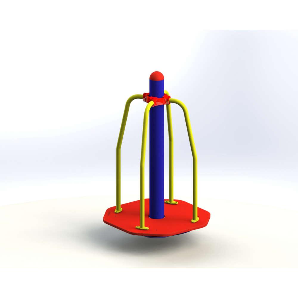 VERTI GO ROUND | Merry Go Round | PLAYTime | Playground Equipment