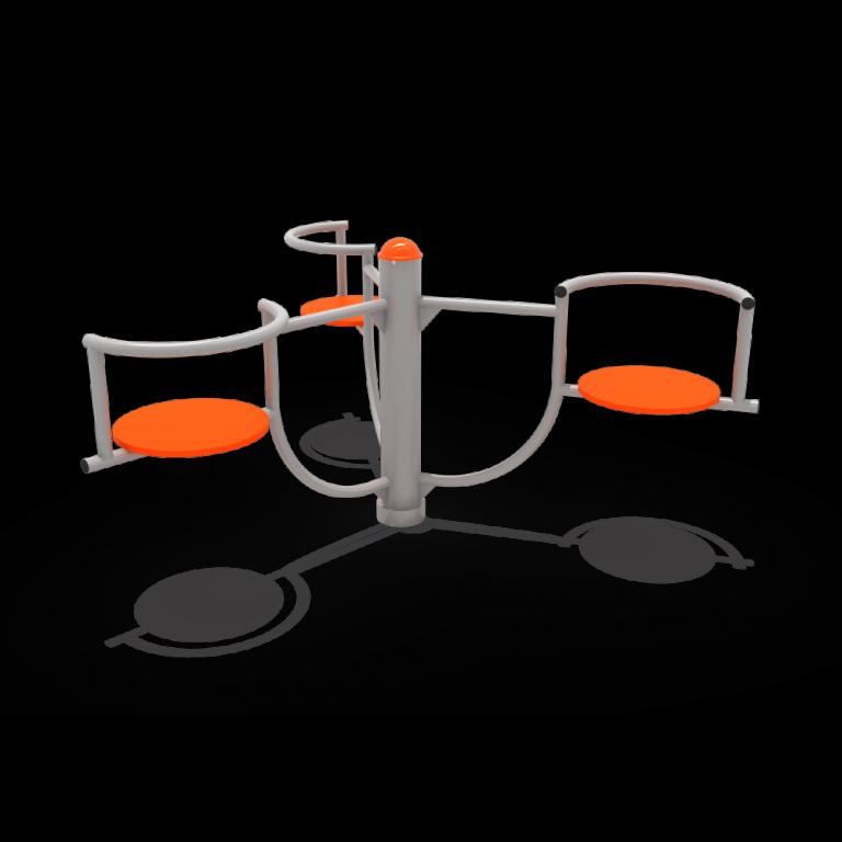 Whirl Go round | SignaturePLAY | Playground Equipment