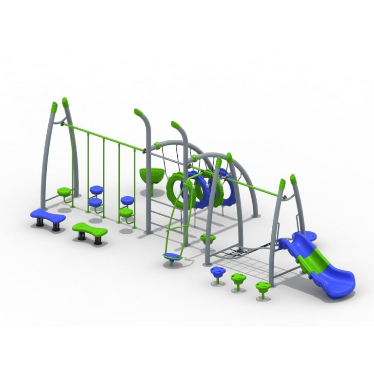 fitplay maps 2 | Multi Activity Play Systems | SignaturePLAY | Playground Equipment
