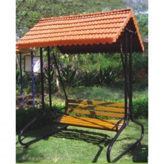 small-garden swing | Garden Décor | SignaturePLAY | Playground Equipment