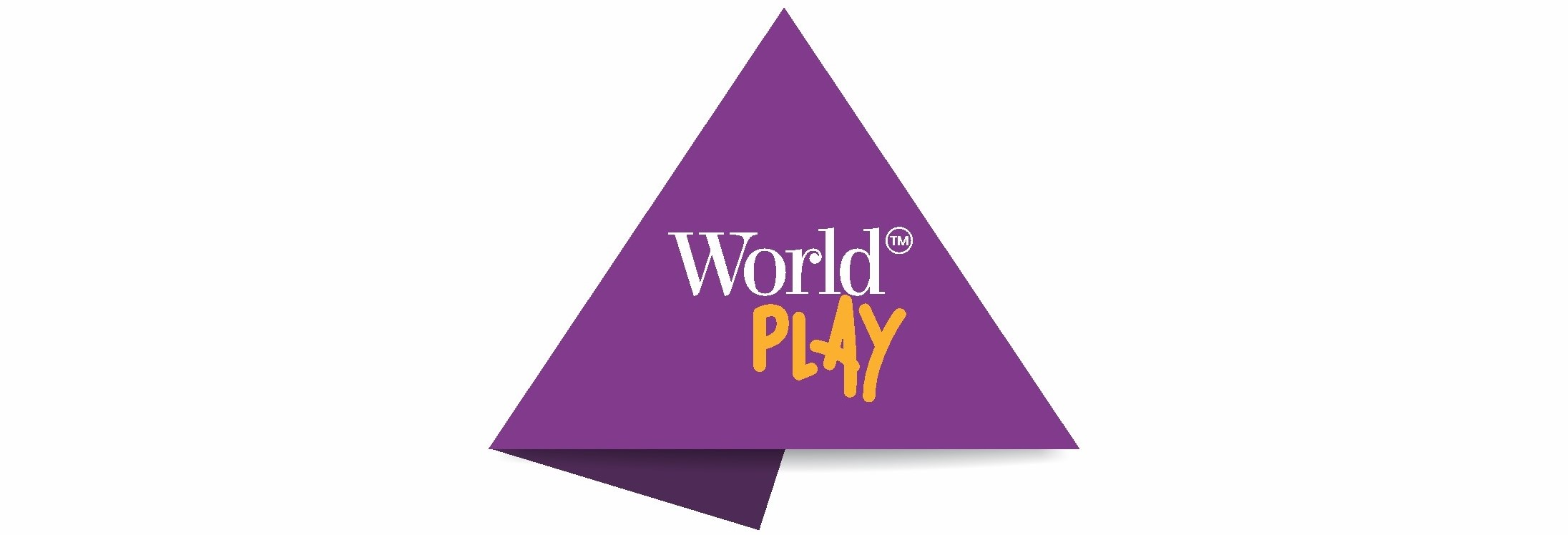 WorldPLAY Pyramid banner for Arihant Playground Equipment
