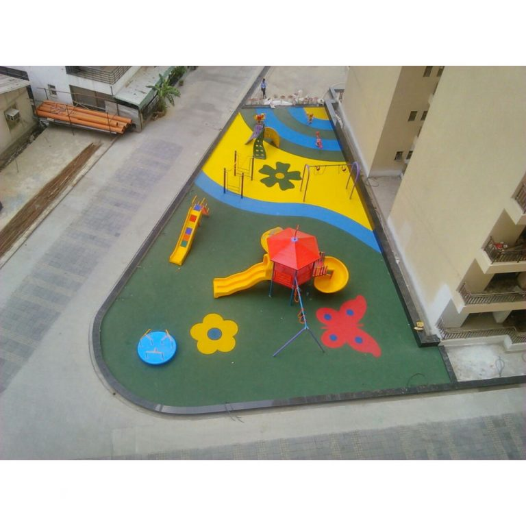 Rubber Flooring - Gardenia | Flooring Solution | SignaturePLAY | Playground Equipment