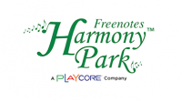 Freenotes Harmony Park a ArihantPLAY Wordlplay Partner Logo