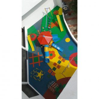 Rubber Flooring - All in 1 | Flooring Solution | SignaturePLAY | Playground Equipment