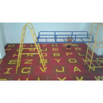 Rubber Flooring - Alphabetty | Flooring Solution | SignaturePLAY | Playground Equipment