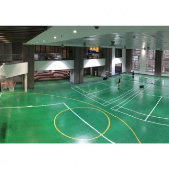 Indoor - Sports Court | Flooring Solution | SignaturePLAY | Playground Equipment