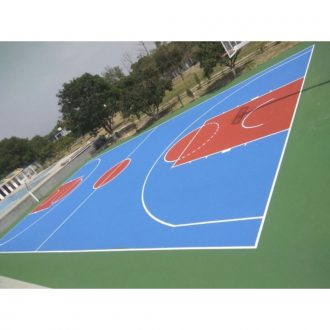 Outdoor Multipurpose - Sports Court | Flooring Solution | SignaturePLAY | Playground Equipment