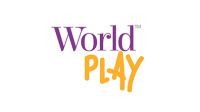 WorldPLAY Logo Hover for Arihant Playground Equipment