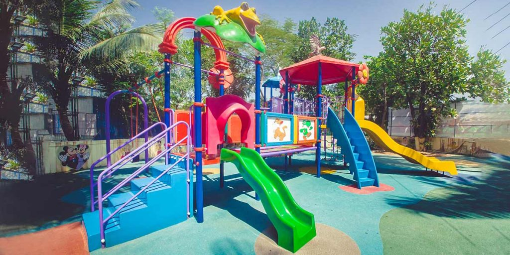 Top 4 Physical Development Benefits that Playgrounds Offer