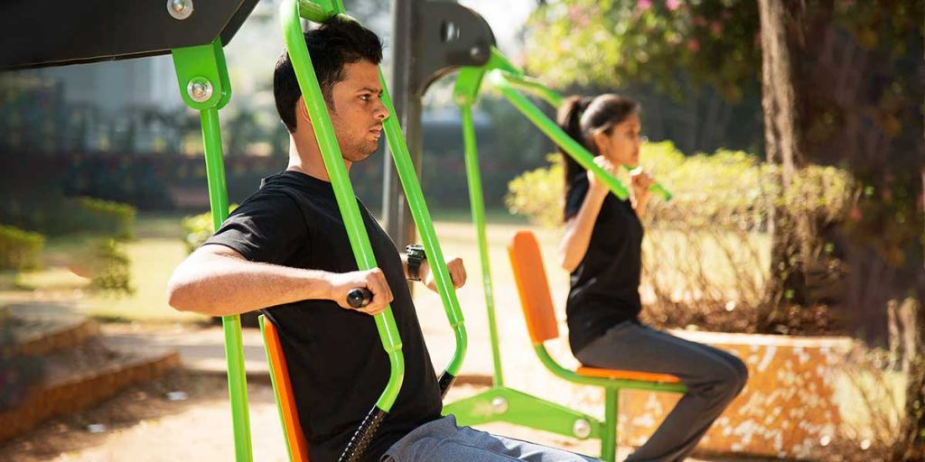 Why Your Playground Needs Outdoor Fitness Equipment (With Top 5 Recommendations)