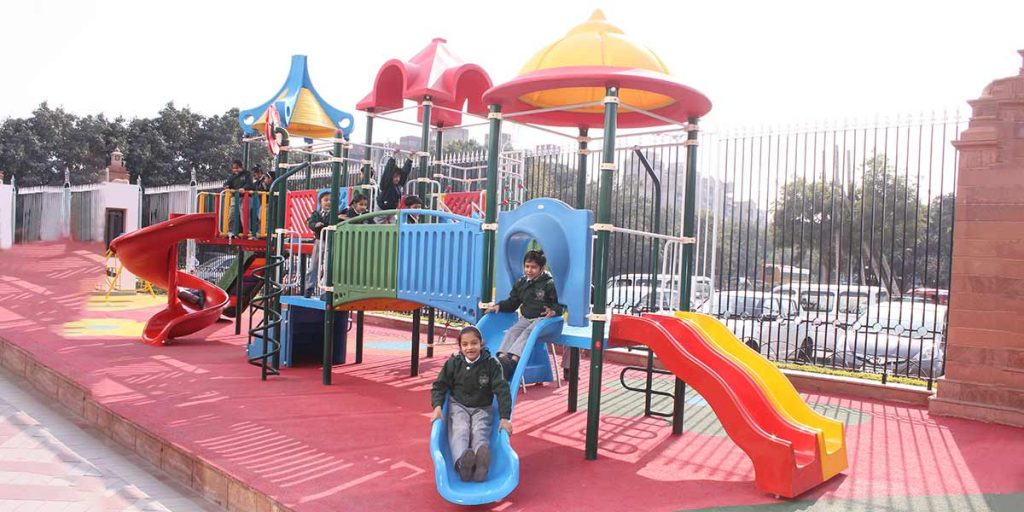 School Playgrounds: Why are they Important for Learning and Growth?