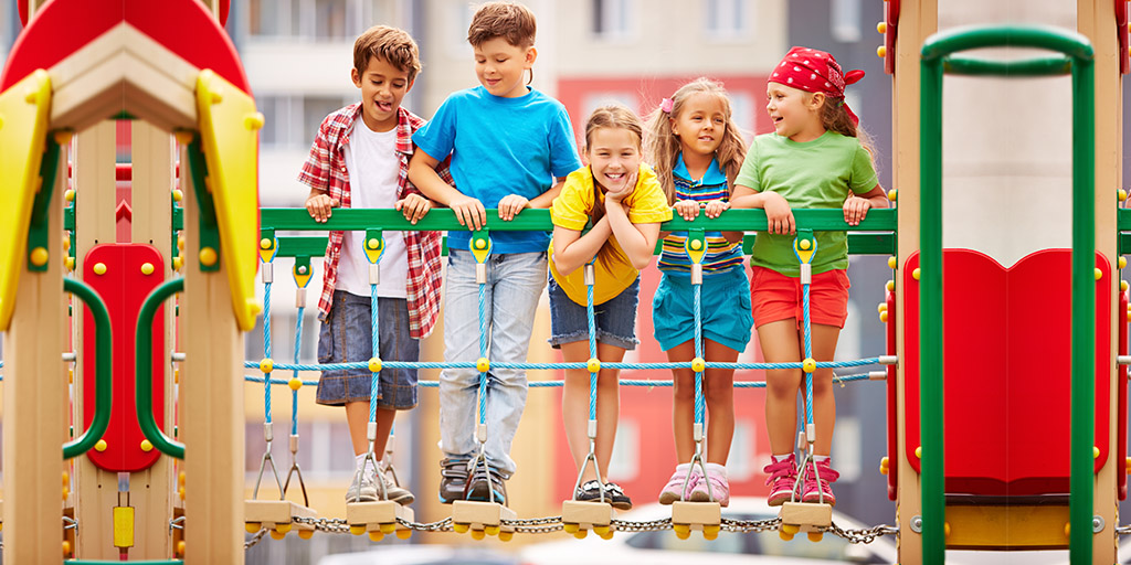 How Motion in Play Helps in the Overall Development of Kids